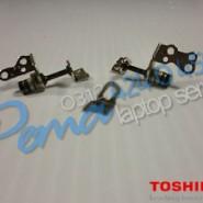 Toshiba Portege R835 Sağ Sol  Menteşe Takımı