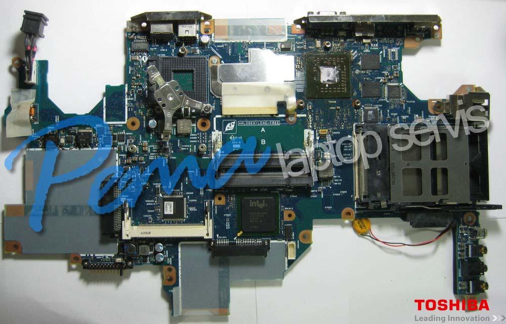 Toshiba QOSMIO E10 anakart
