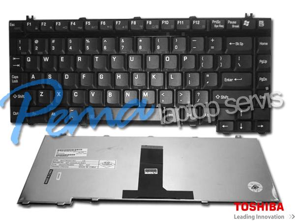 Toshiba QOSMIO E10 klavye