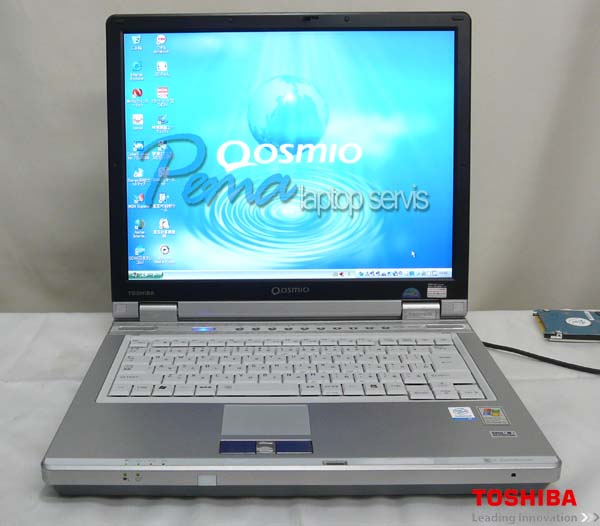 Toshiba QOSMIO E10