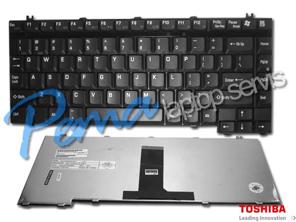 Toshiba QOSMIO E15 klavye