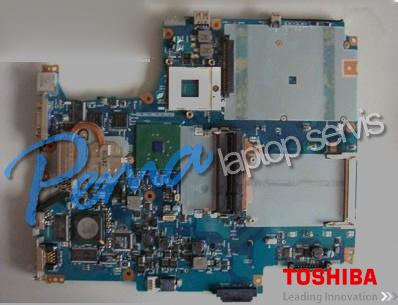 Toshiba QOSMIO F15 anakart