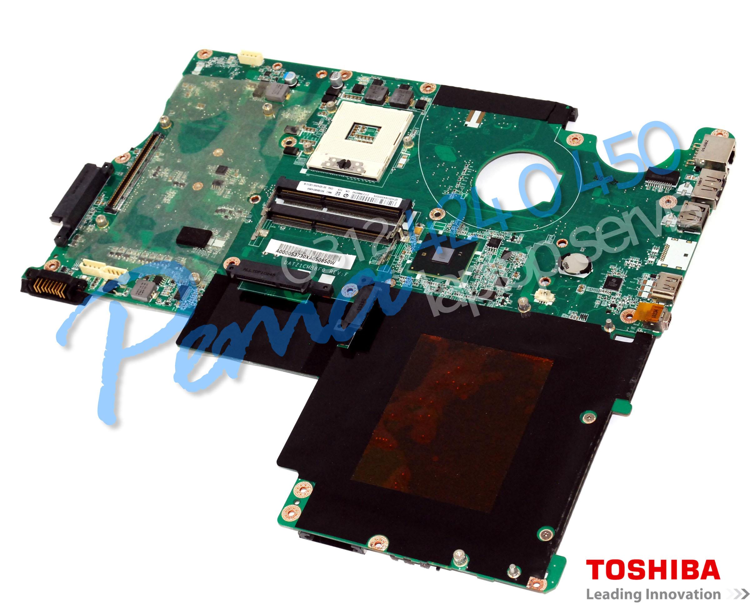 Toshiba Qosmio X500 Anakart