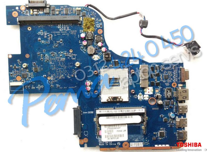 Toshiba Qosmio X770 Anakart