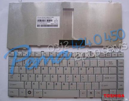 Toshiba Satellite A200 klavye