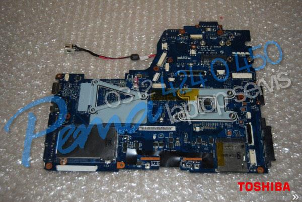 Toshiba Satellite A660 Anakart
