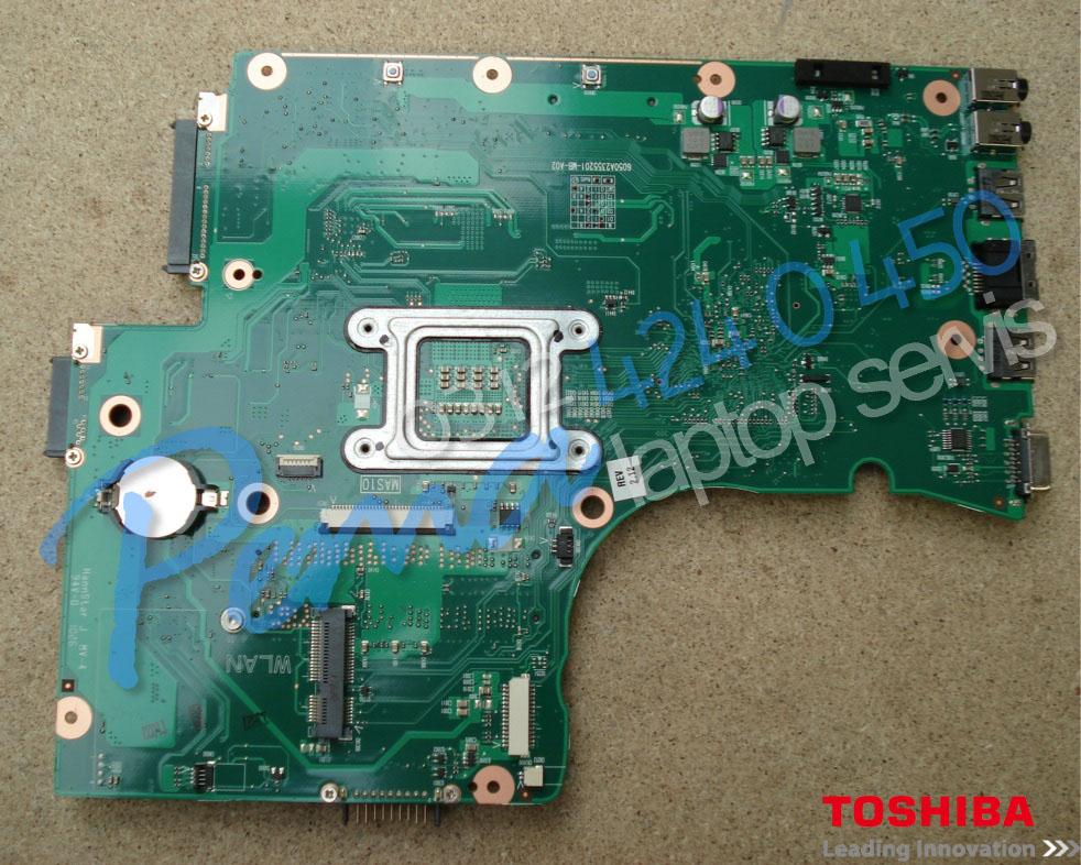 Toshiba Satellite C600 Anakart