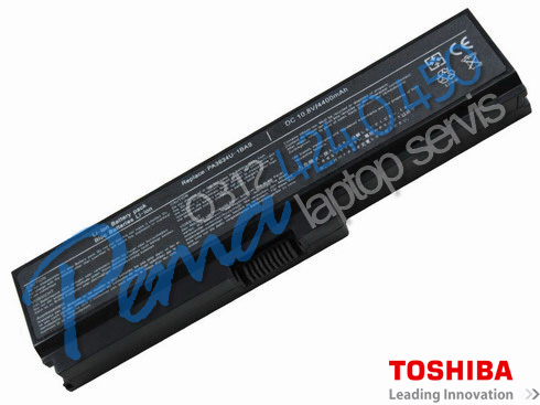 Toshiba Satellite C660 batarya