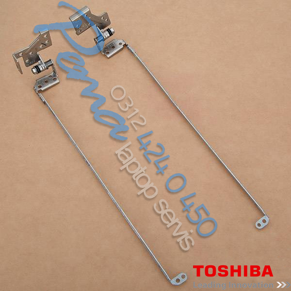 Toshiba Satellite C660 menteşe