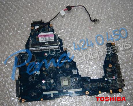 Toshiba Satellite C660D Anakart