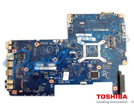 Toshiba Satellite C670d Anakart