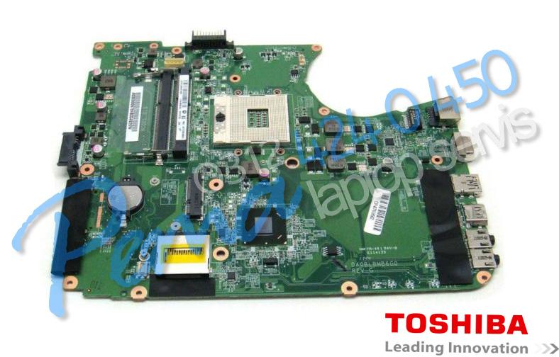 Toshiba Satellite C755 Anakart