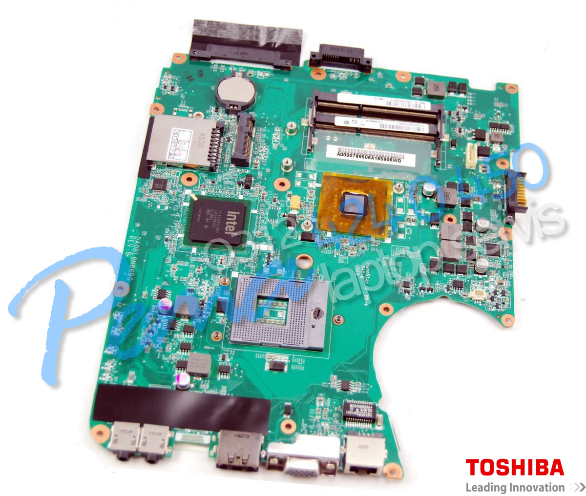 Toshiba Satellite L600 Anakart