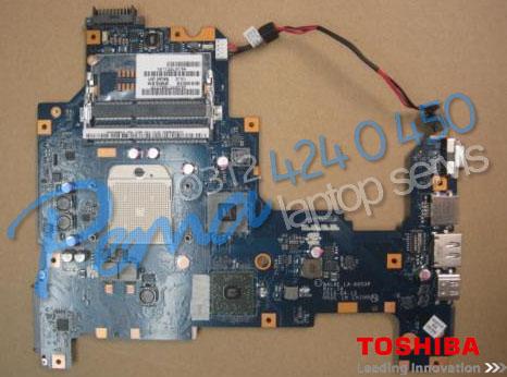 Toshiba Satellite L675d Anakart