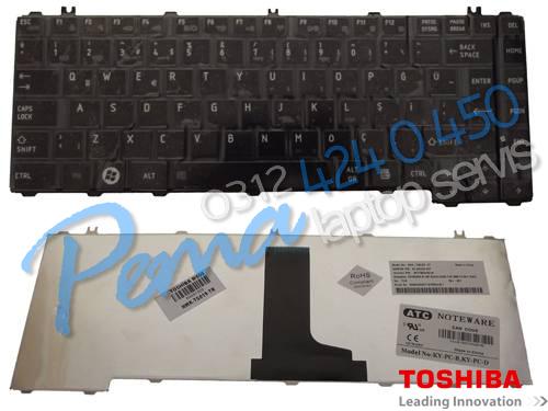 Toshiba Satellite L735 klavye