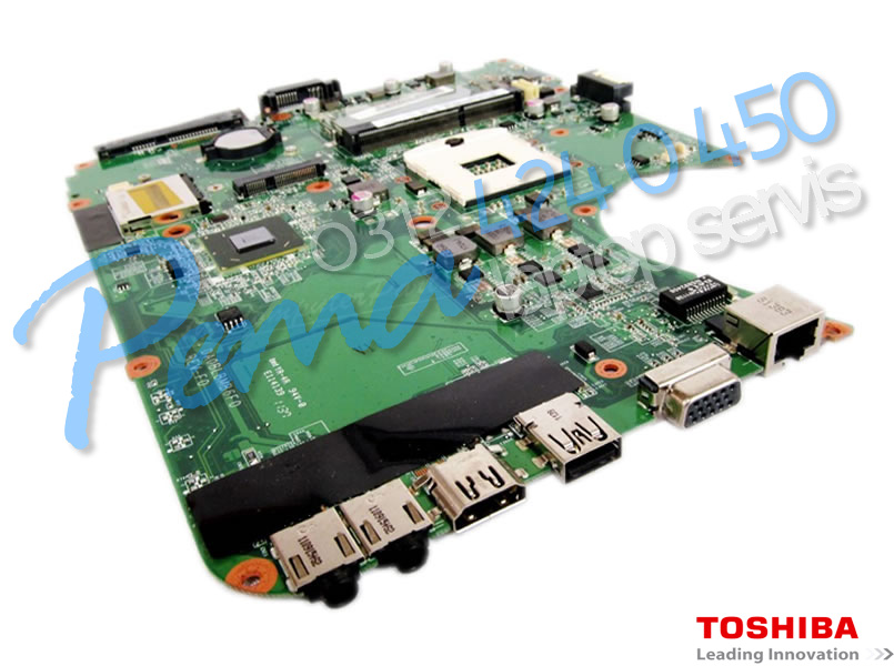 Toshiba Satellite L750 anakart