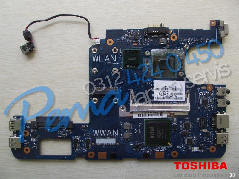 Toshiba Satellite NB200 Anakart