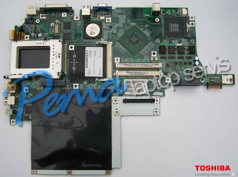 Toshiba Satellite P20 anakart
