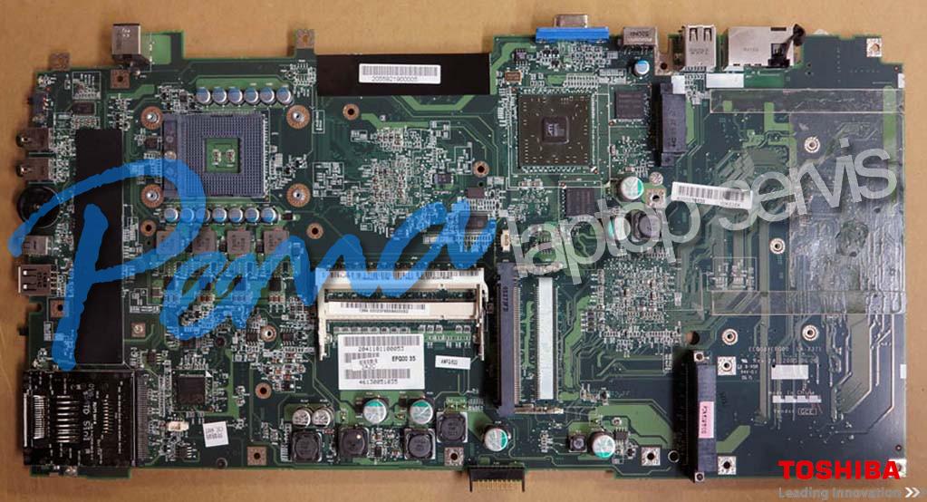 Toshiba Satellite P35 anakart