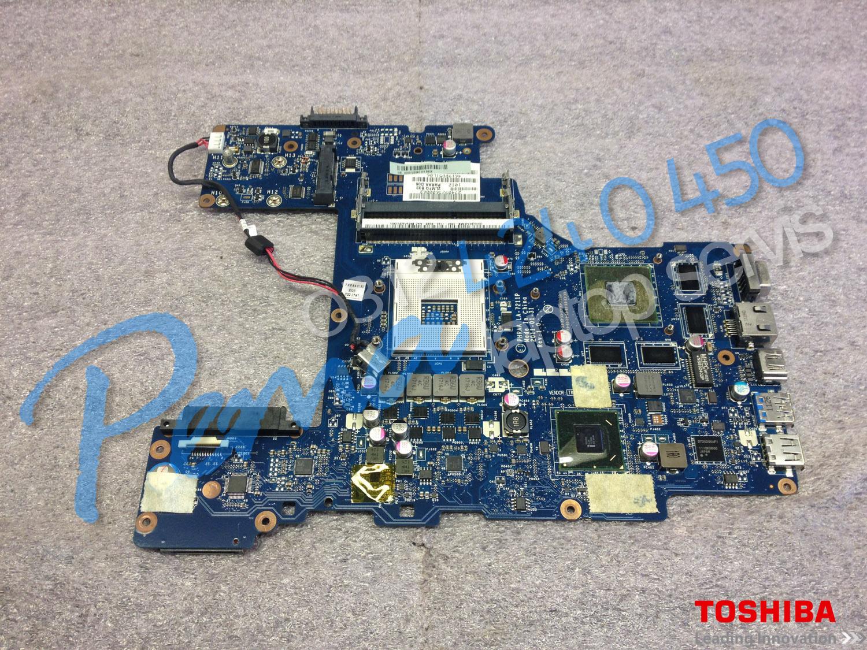 Toshiba Satellite P770 anakart
