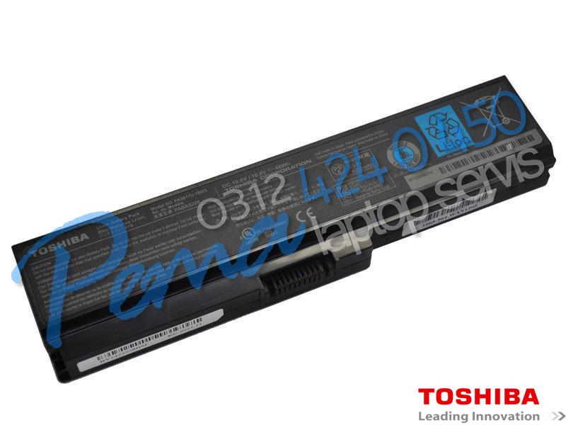 Toshiba Satellite P770 batarya