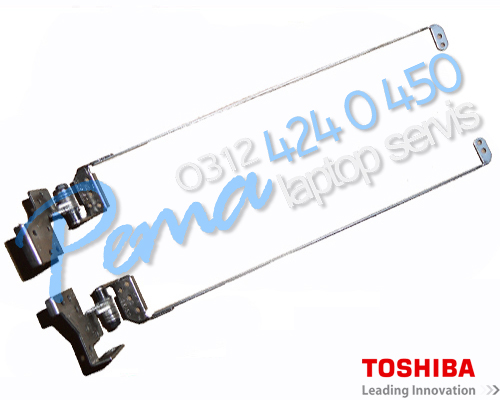 Toshiba Satellite P770 menteşe