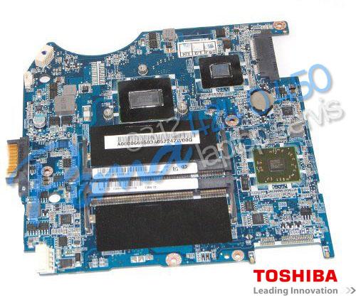 Toshiba Satellite T115D Anakart