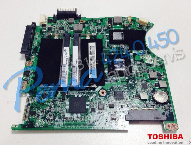 Toshiba Satellite T130 Anakart