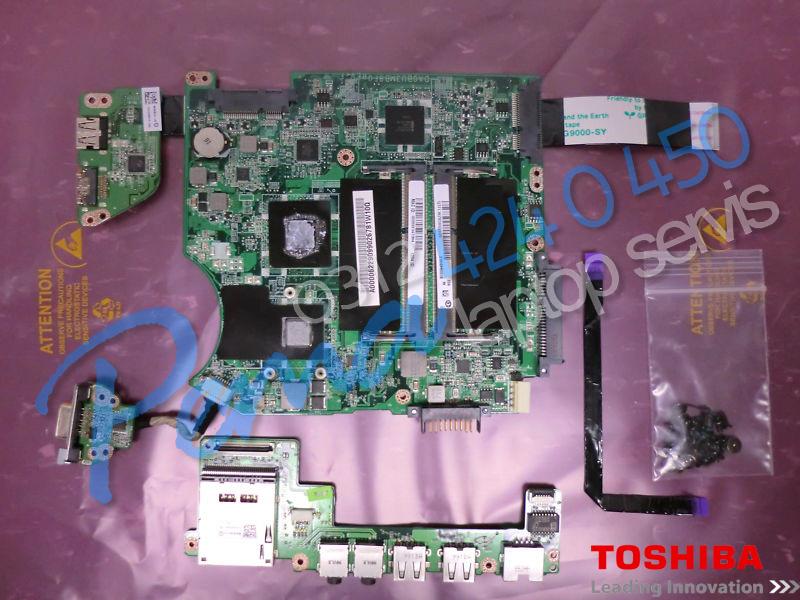 Toshiba Satellite T135 Anakart