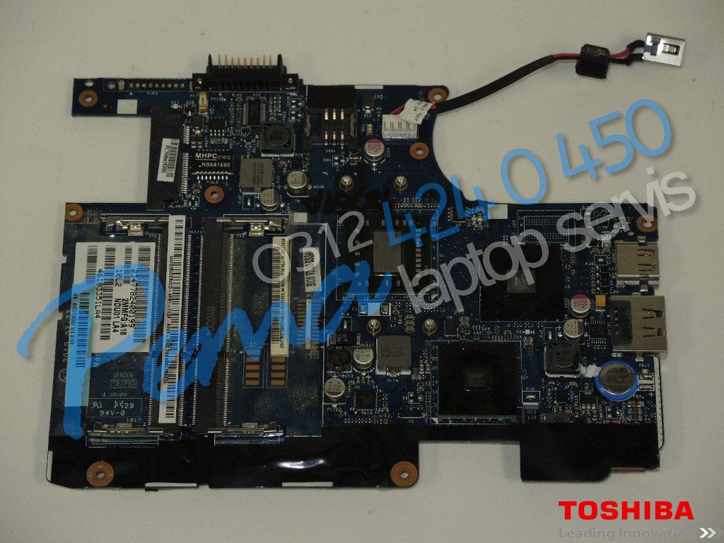 Toshiba Satellite T215D Anakart