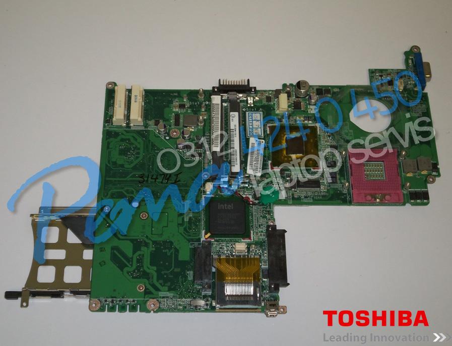 Toshiba Satellite U305 Anakart