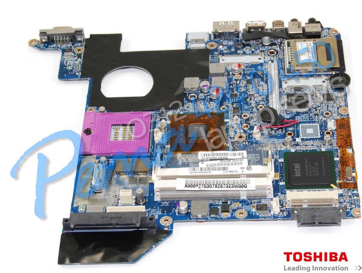 Toshiba Satellite U405 Anakart