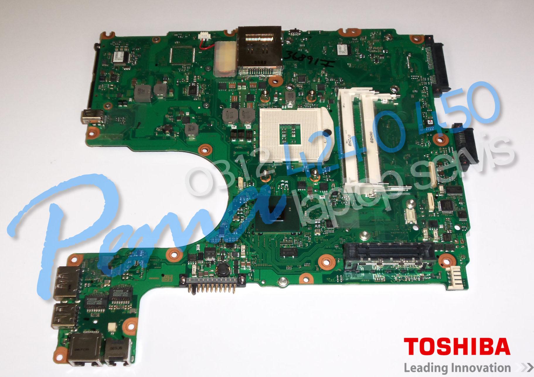 Toshiba Tecra A11 Anakart