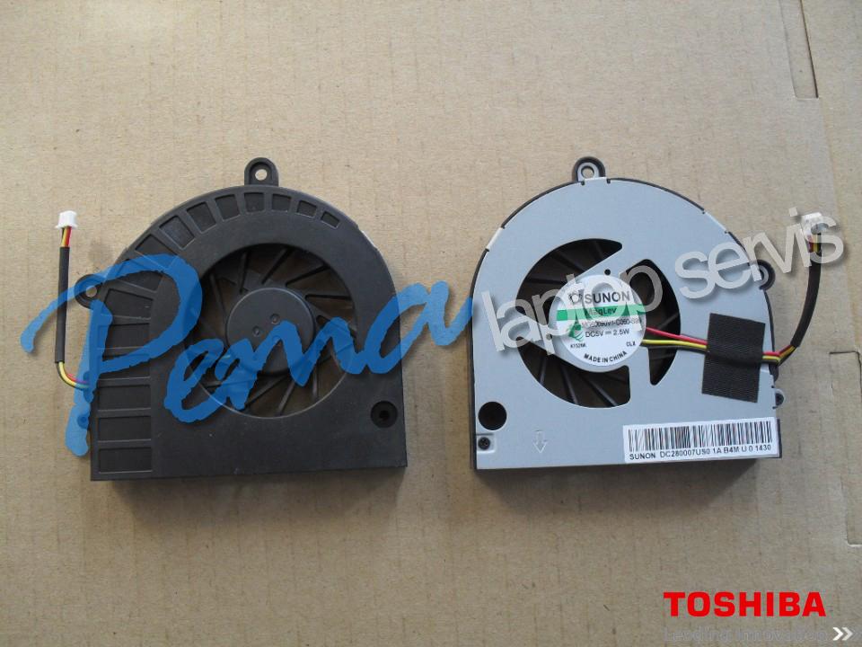 Toshiba Tecra A3 fan
