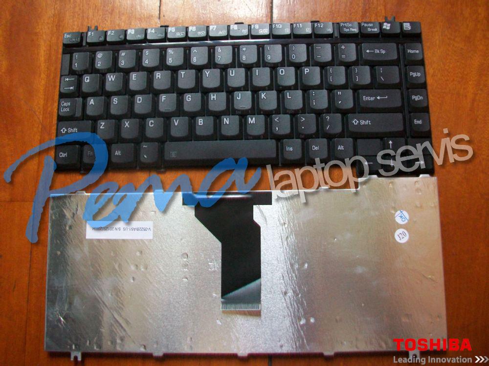 Toshiba Tecra A3 klavye