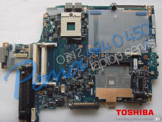 Toshiba Tecra R10 Anakart