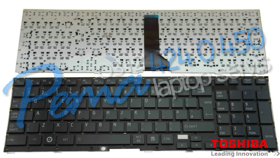 Toshiba Tecra R850 klavye
