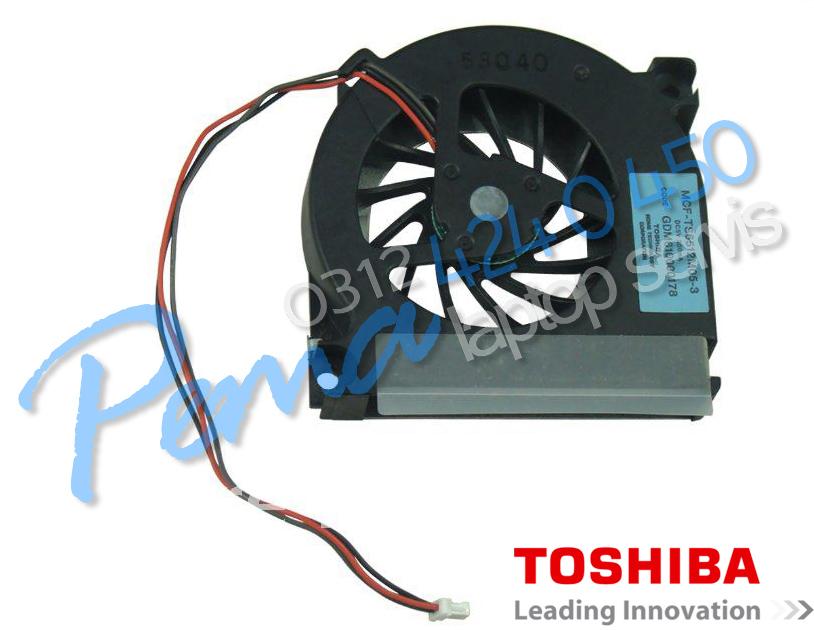 Toshiba Tecra S3 fan