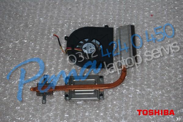 Toshiba satellite C650 fan