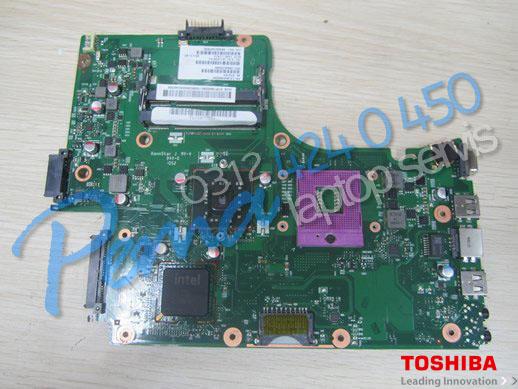 Toshiba satellite C655 anakart
