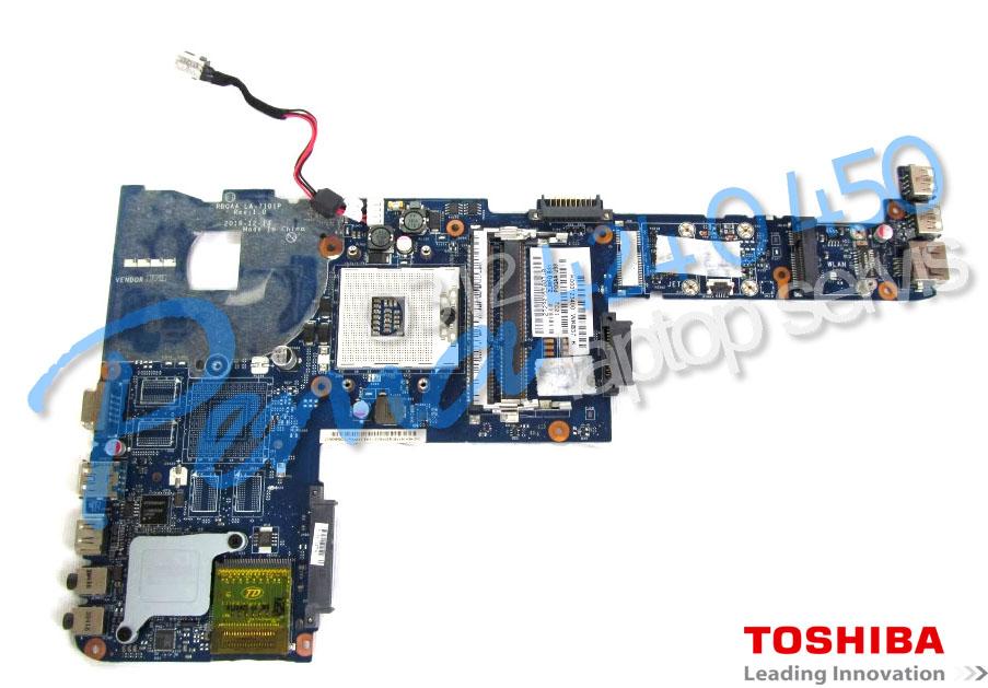 Toshiba satellite P745 anakart