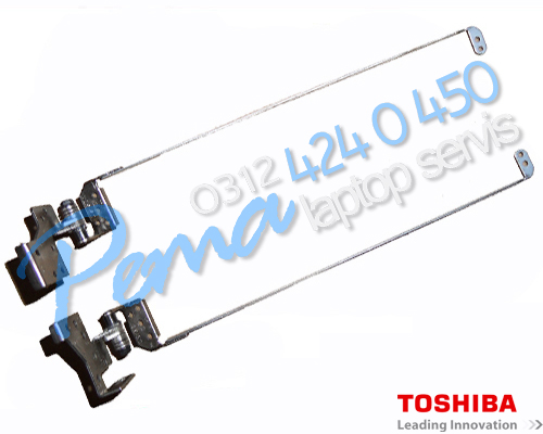 Toshiba satellite P755 menteşe
