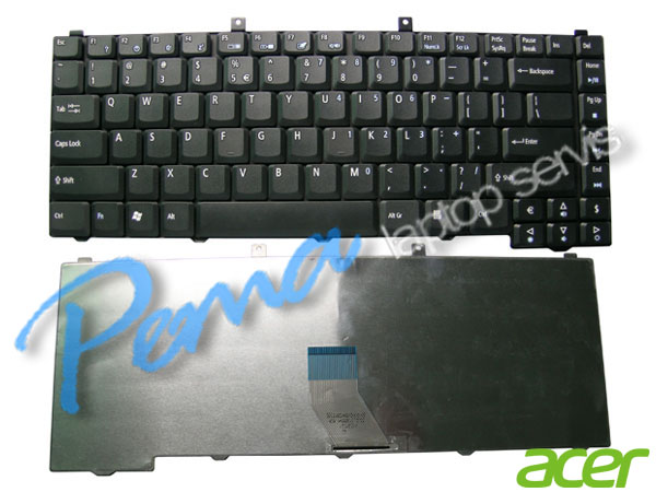 acer aspire 1640 klavye