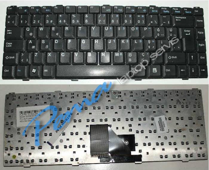 datron pl5c klavye