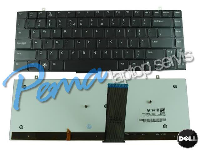 dell Studio XPS 1640 klavye