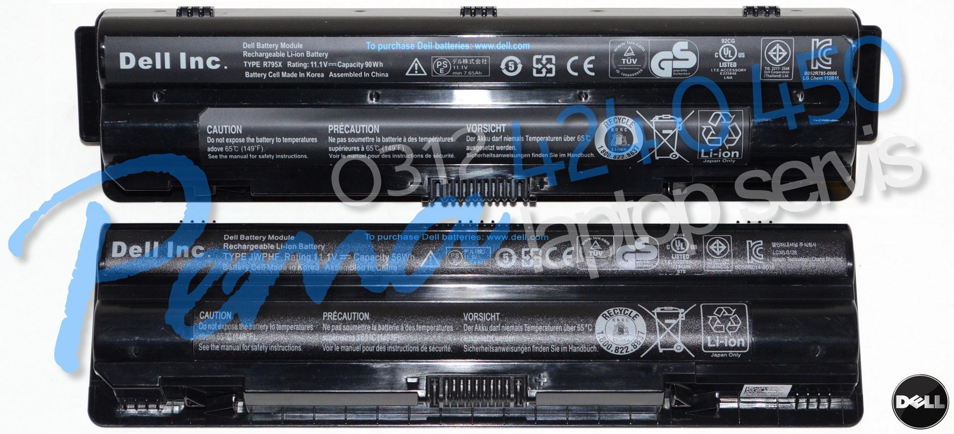 dell XPS L502X batarya