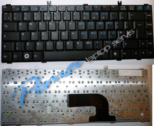 fujitsu klavye