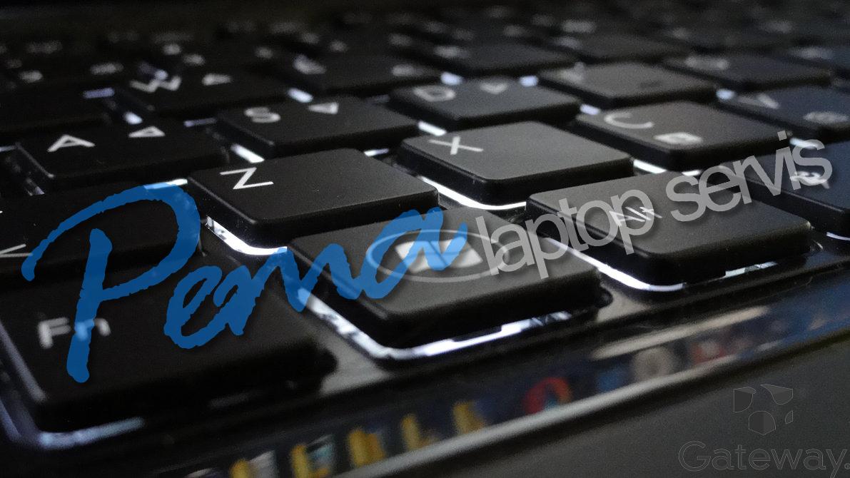 gateway klavye