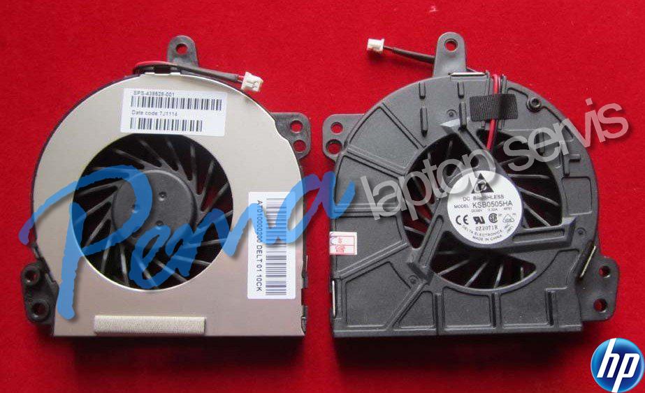 hp 520 fan