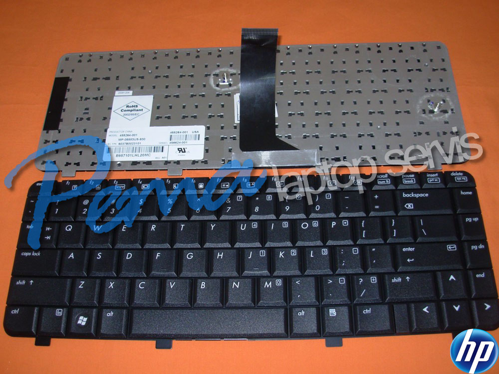 hp 540 klavye